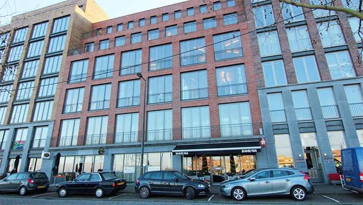 Zakelijk Vestigingsadres voor inschrijving bij Kamer van Koophandel - Krijn Taconiskade 348-350 Amsterdam